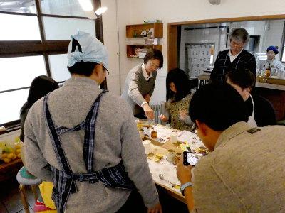 「豊島レモンと塩こうじの教室」報告